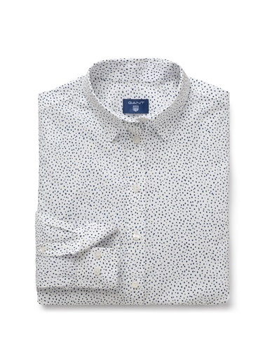 Puantiyeli Gömlek-Gant